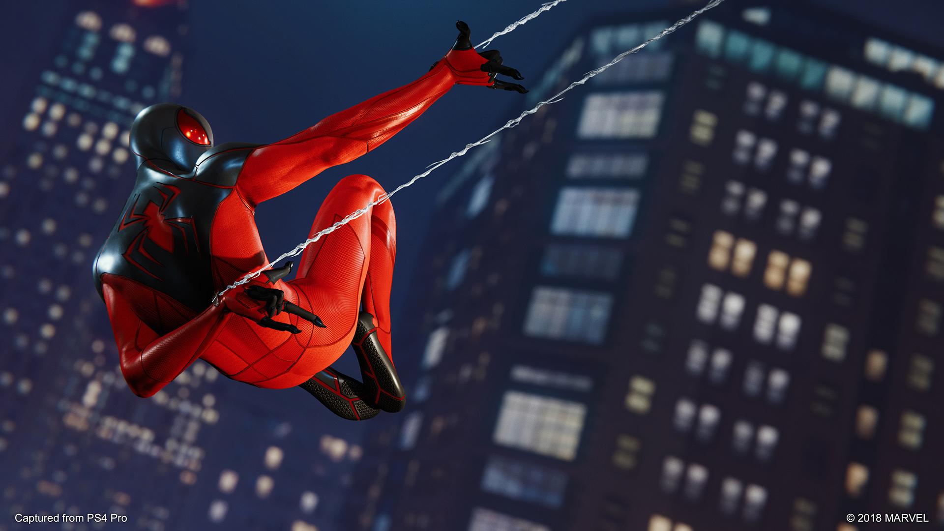 Spiderman Spile